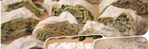 Сочный рулет из лаваша с огурцом и сыром: вкусная закуска, которая превзошла налистники и блинчики
