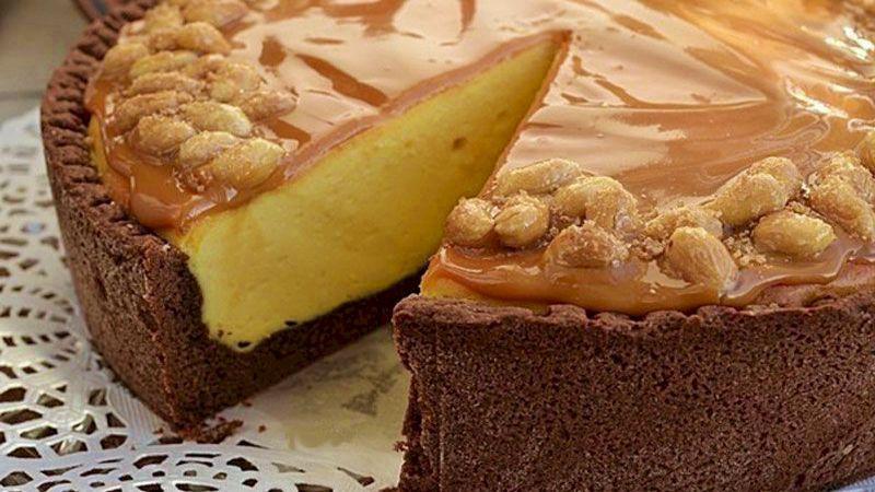 Торт из творога с кремом из сгущенки: рецепт творожника с невиданными гранями вкуса