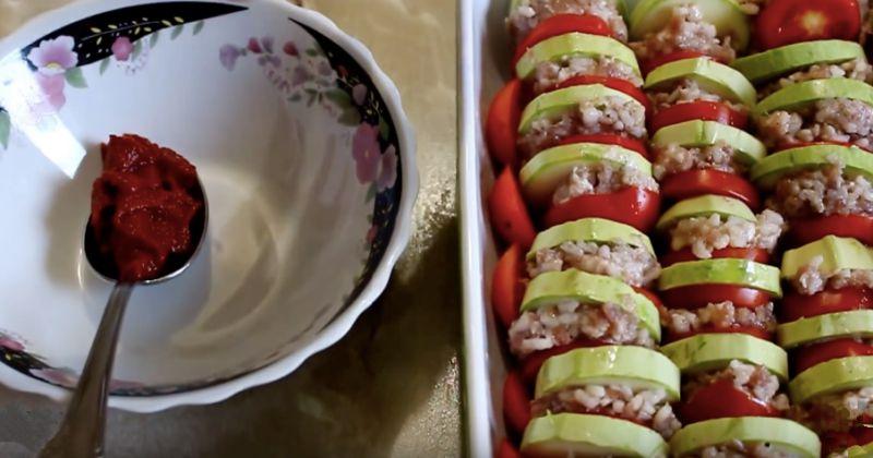 Кабачки с фаршем в духовке: идеальная закуска в разгар кабачкового сезона