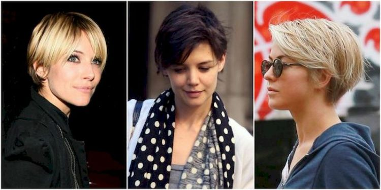 Образы хулиганки и смелой девушки: современные тренды модных женских стрижек