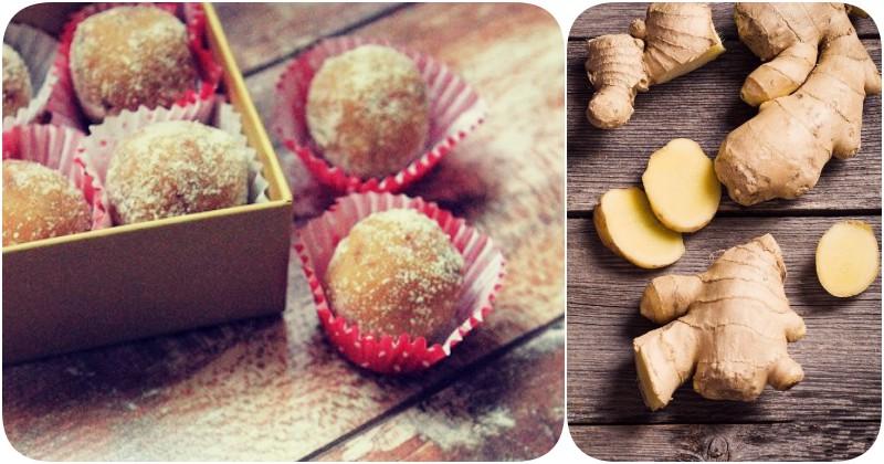 Полезные имбирные конфеты без сахара: как приготовить полезные сладости для подзарядки организма