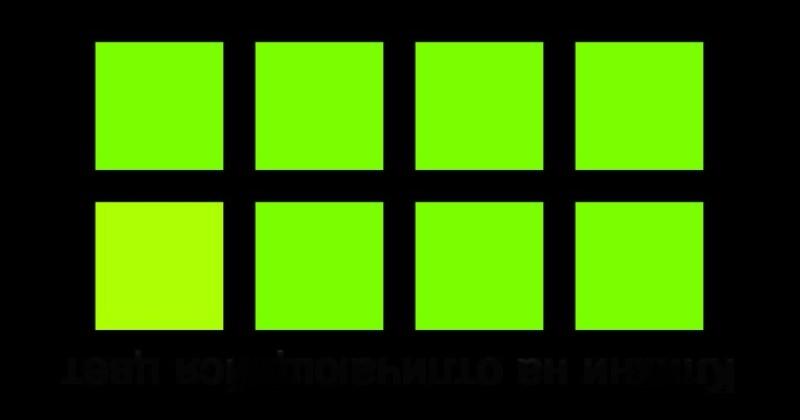 Орлиное зрение или дальтонизм: тест определит, умеете ли вы различать оттенки