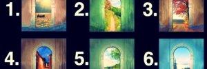 Выберите дверь и узнайте, в какое будущее она вас приведет