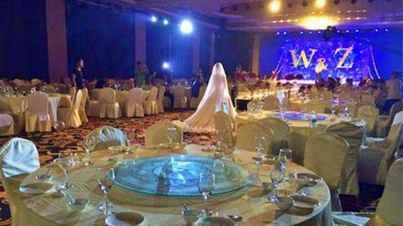 Свадьба без гостей, которая тронула весь мир