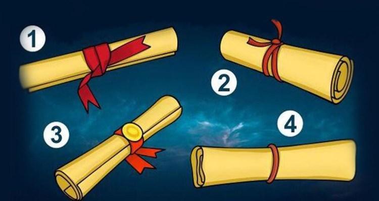 Выберите свиток и узнаете, что ждет вас в ближайшее время