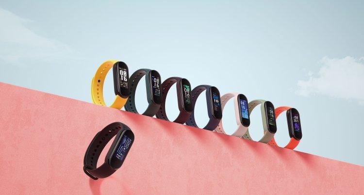 Все, что вы должны знать о новом фитнес-браслете Xiaomi Mi Band 5