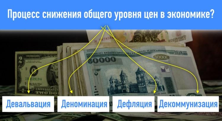 Миллионеры проходят этот тест по экономике на ура! А вы?
