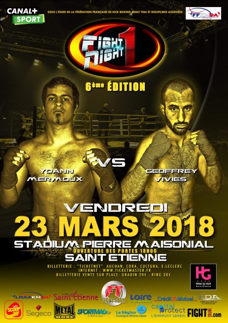 Fight Night One 6 : les résultats