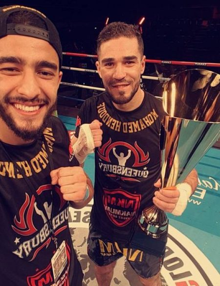 Main event : Mohamed Hendouf s'impose en 2 rounds