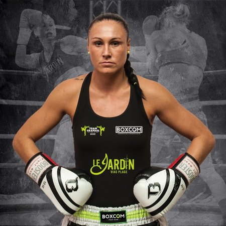 Aurélie Froment rejoins le Kunlun Fight