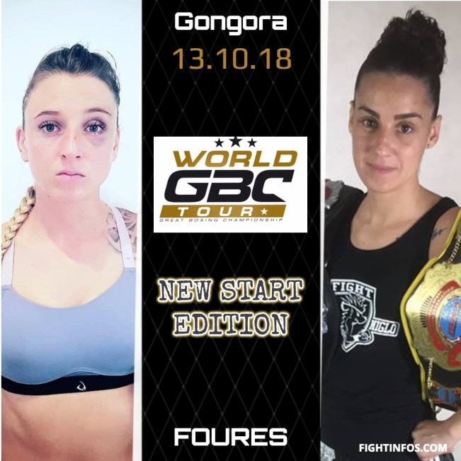 World GBC Tour #13 : Gongora - Foures, l'affiche inédite !