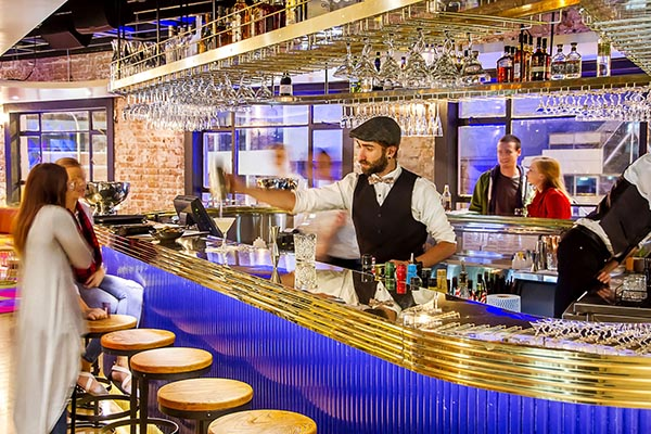 Great gin bars in Wollongong