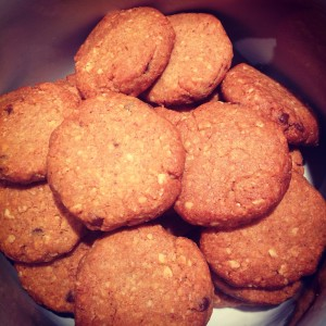 [cml_media_alt id='838']Biscotti Vegan alle Mandorle e Chiodini di Cioccolata[/cml_media_alt]