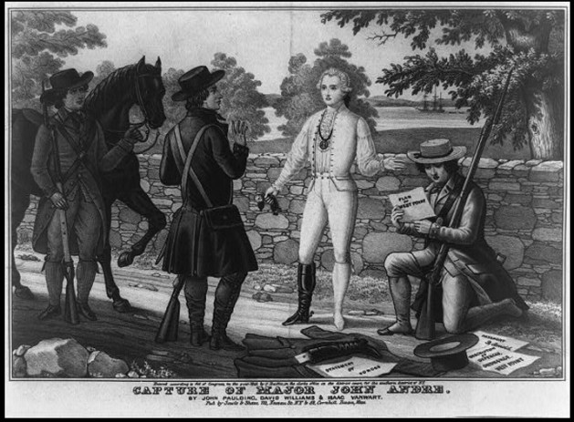 Capture of Andre I