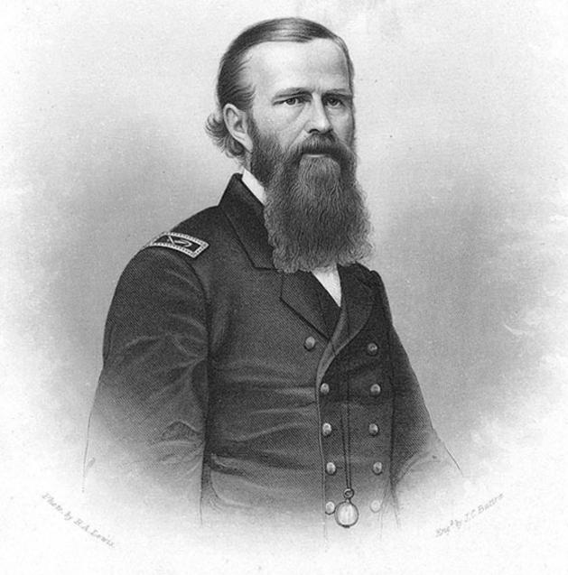 Rear Admiral John L. Worden