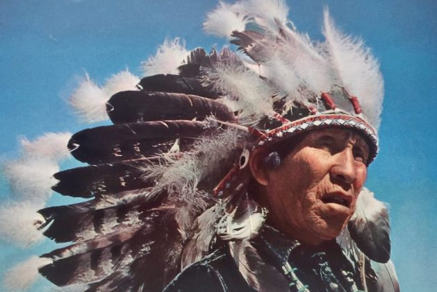 Hopi medicine man