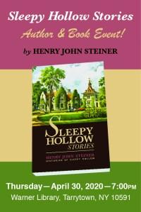 Sleepy Hollow Henry Steiner Book Event