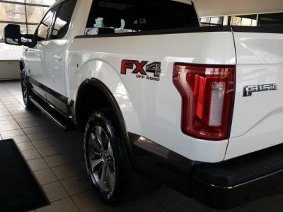 Aftermarket Ford F-150 Tail Lights