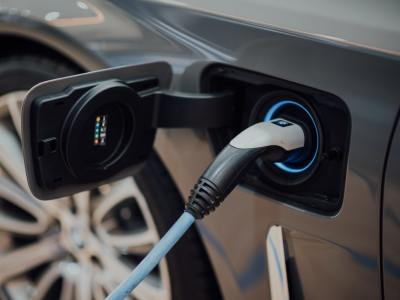 electric vehicle port charging