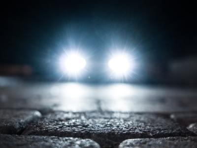 vehicle headlight glare