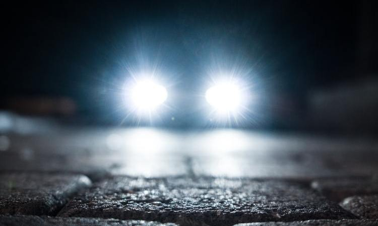vehicle headlight glare