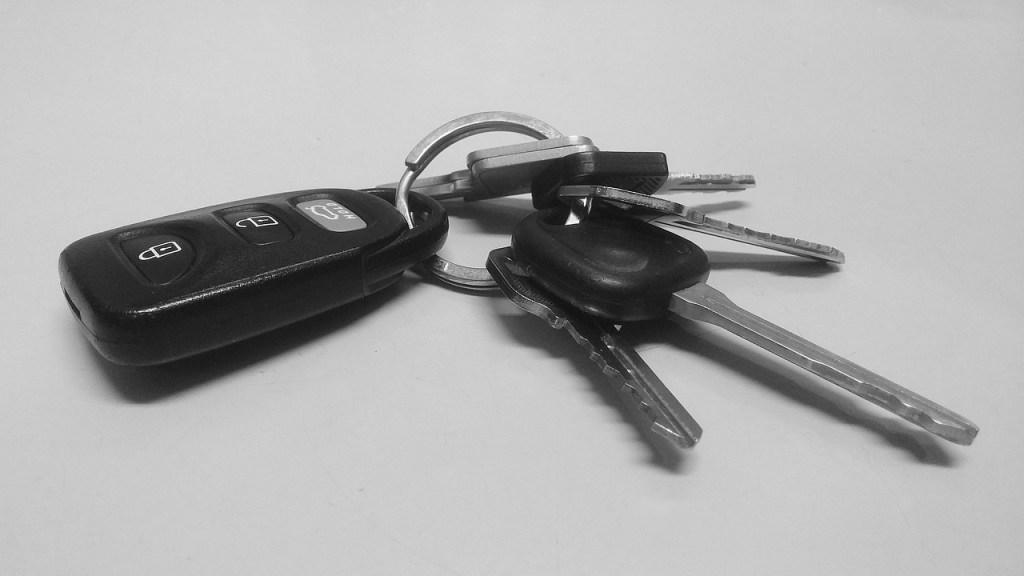used car keys