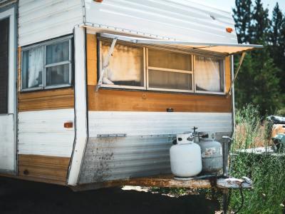 camper hauling