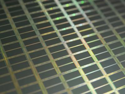 semiconductor microchip