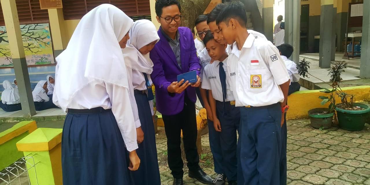 MENABUNG BISA MEMBUATMU BAHAGIA   Headline Bogor