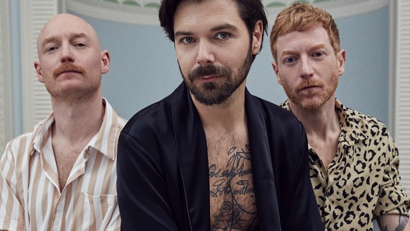 BIFFY CLYRO S'OFFRE LE CASINO DE PARIS