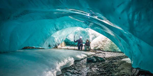 Ice Cave Iceland Super Jeep