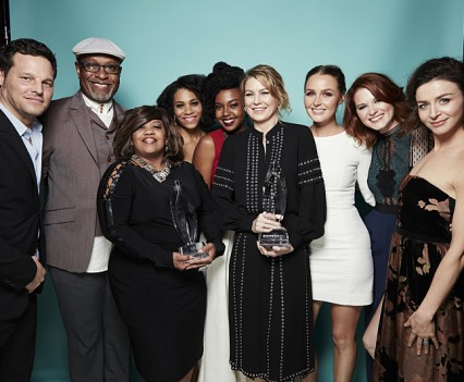 Grey's Anatomy Cast, Shawn Mendes, Meghan Trainor, More ...