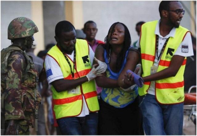 147 people killed in Gharissa