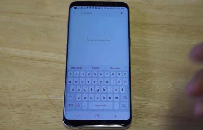 Samsung Galaxy S8 Plsu 4