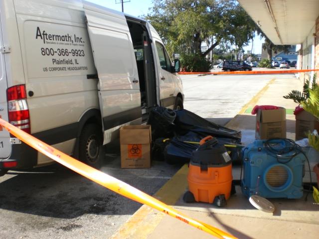 Armed Security Guard Orlando Shooting