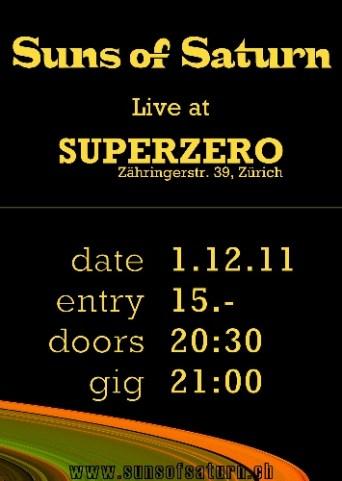 SOS Superzero 2011