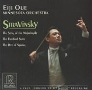 "Eiji Oue conducting the Minnesota Orchestra – ""Stravinsky"""