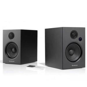 Audio Pro Addon T14 Wireless speakers, bigger sound smaller speakers black