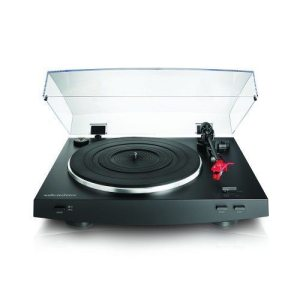 Audio Technica AT-LP3 Giradiscos de tracción por correa