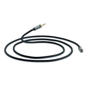QED Performance 3 5mm cable extensor para auriculares