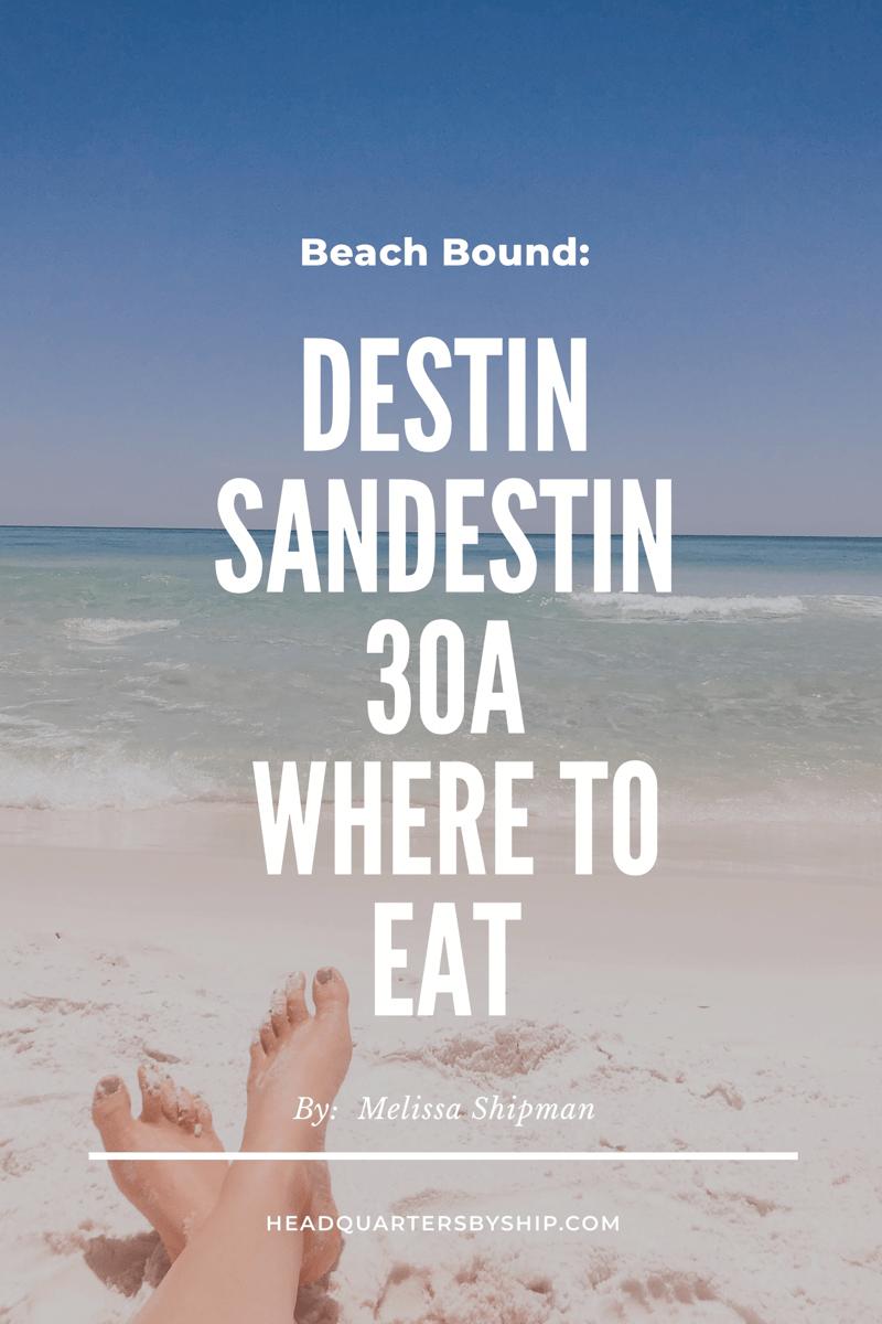 Beach Trip | Sandestin