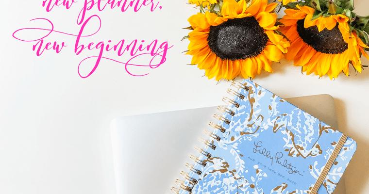 New Planner | New Beginnings