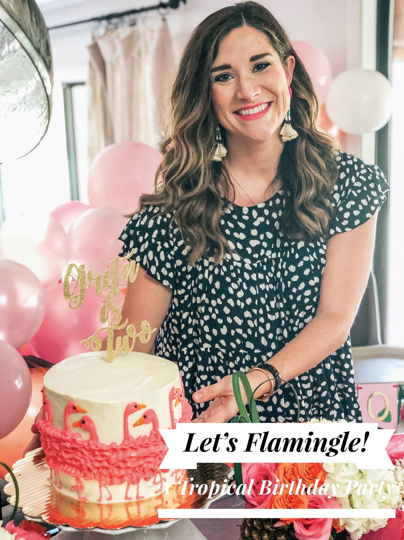 Let's Flamingle | A Tropical Birthday Party