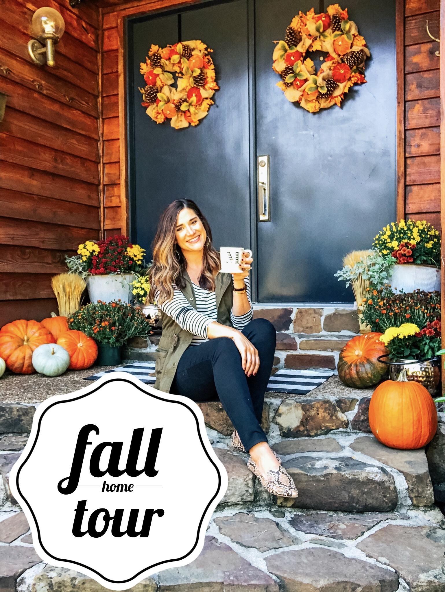Fall Home Tour | My Home Decor