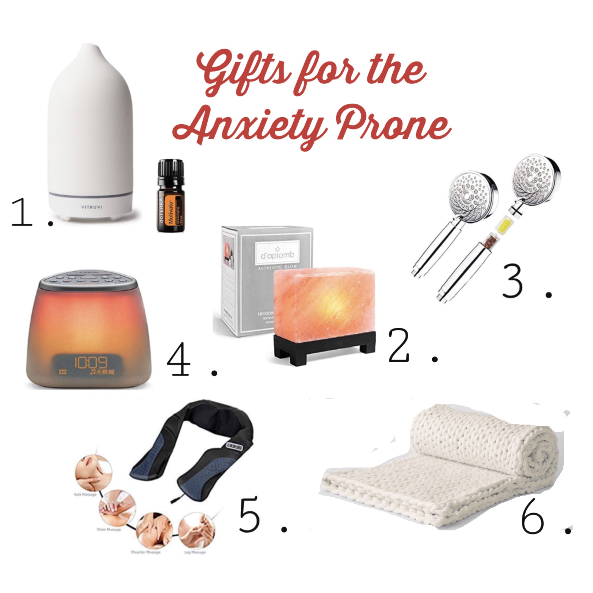 Gift Guide | For Those With Anxiety