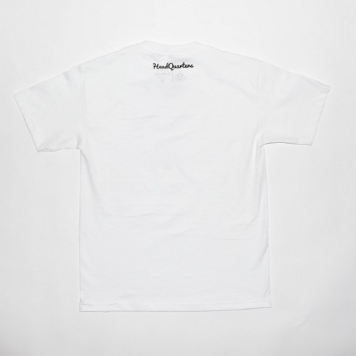 """Patience"" Tee White"