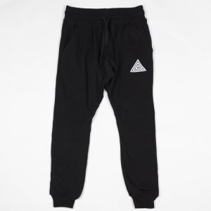 OG Triangle Jogger Sweatpants Black