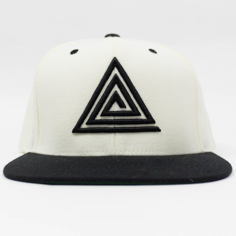 OG Triangle SB White