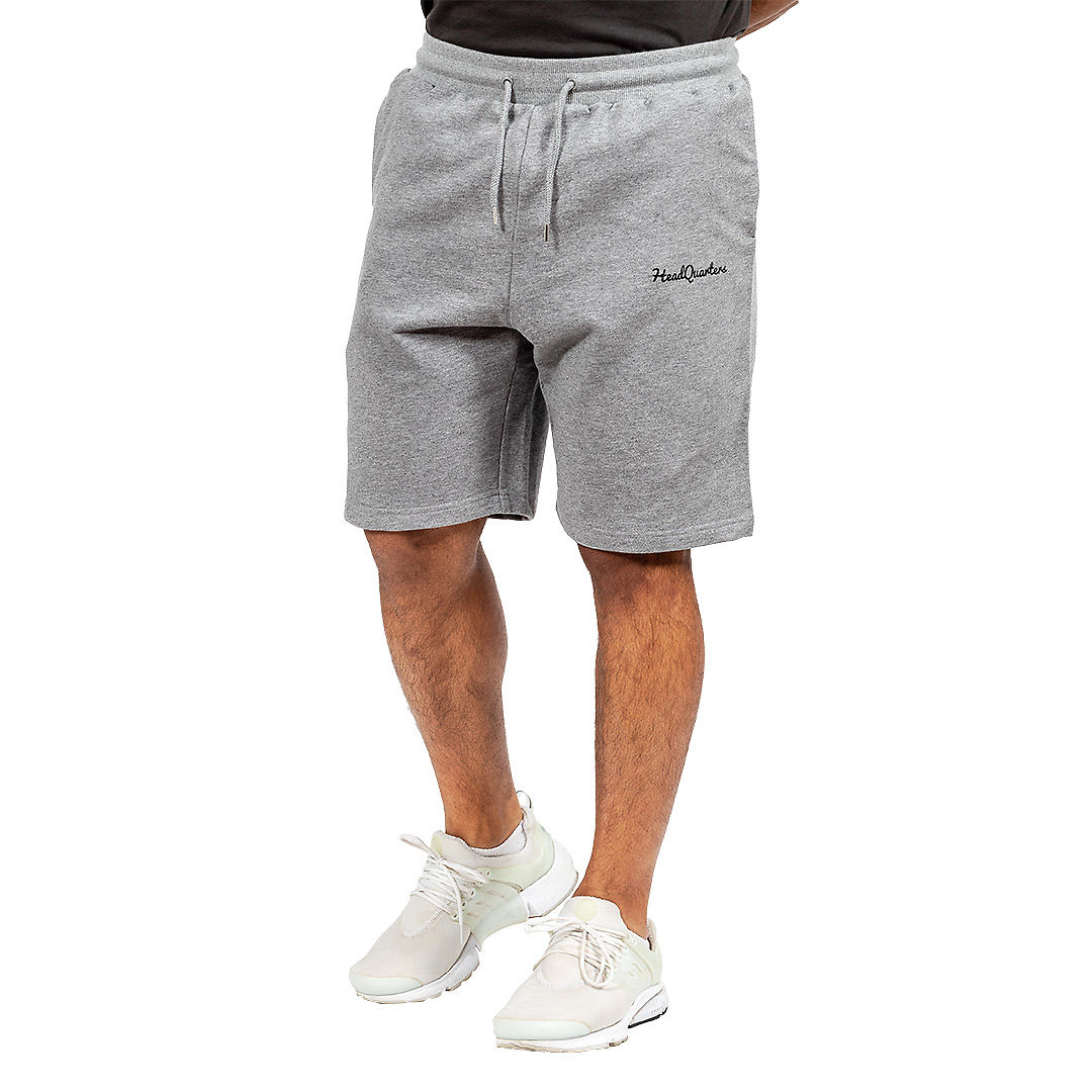 HeadQuarters French Terry Shorts Heather