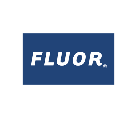 Fluor Headquarters, 900px Fluor logo